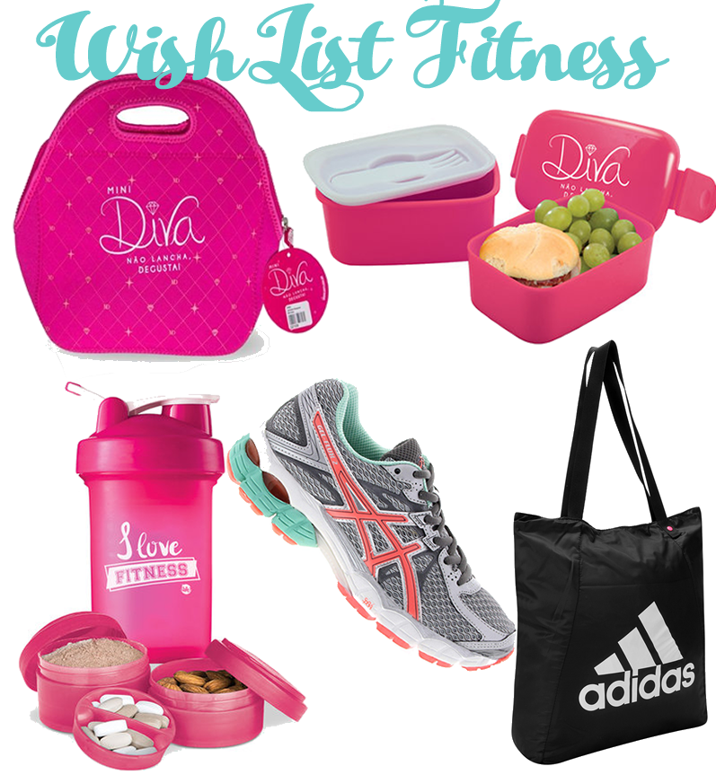 wishlist fitness