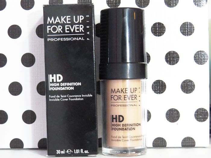base hd make up for ever