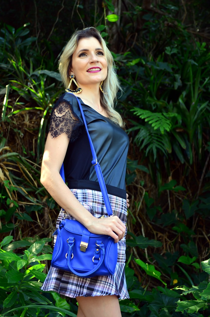 luana viana look do dia